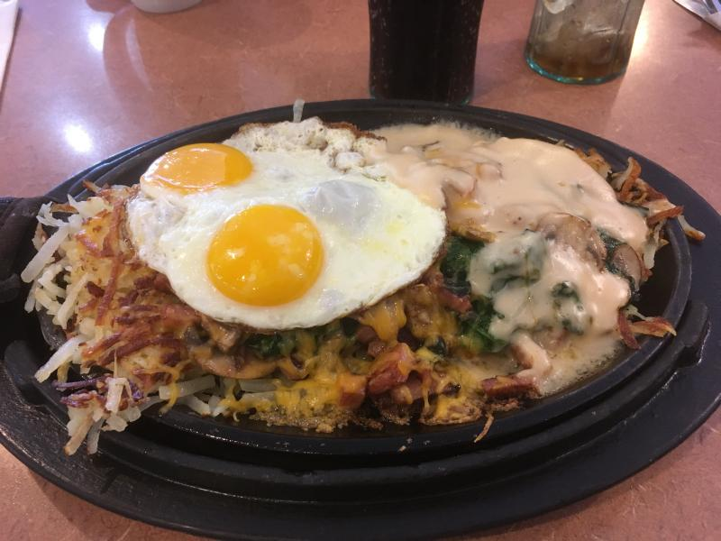 Two Moon Skillet