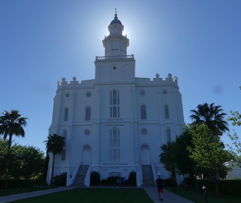 Utah Temple